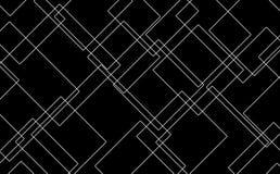 Abstracte Langwerpige Achtergrond stock illustratie