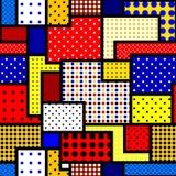 Abstracte lapwerkachtergrond Stock Afbeelding