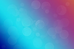 Abstracte lichte achtergrond. bokeh. stock illustratie