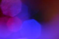 Abstracte Lichte Bokeh-Achtergrond Stock Foto