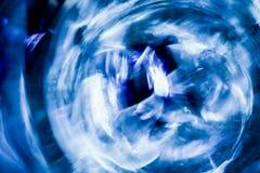 Abstracte Lichte Patronen Stock Fotografie