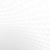 Abstracte lichte perspectieftextuur als achtergrond, witte en grijze Royalty-vrije Stock Foto's