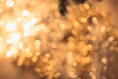 Abstracte lichte vieringsachtergrond Stock Afbeelding