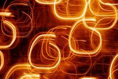 Abstracte lichten Royalty-vrije Stock Foto