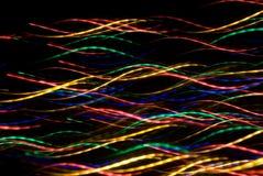 Abstracte lichten stock foto
