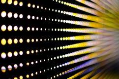 Abstracte lichten royalty-vrije stock afbeeldingen