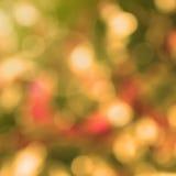 Abstracte lichten, vaag abstract patroon Royalty-vrije Stock Afbeelding