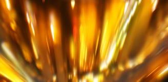 Abstracte lichtenachtergrond Stock Afbeeldingen