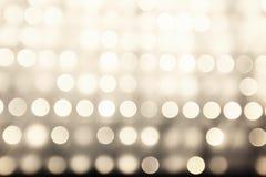 Abstracte lichtenachtergrond Royalty-vrije Stock Foto
