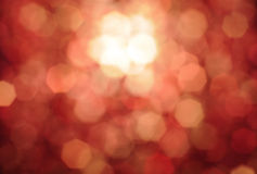 Abstracte lichtenachtergrond Royalty-vrije Stock Foto's