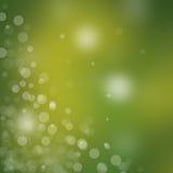 Abstracte lichtgroene achtergrond Stock Foto