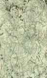Abstracte Lijnen Squiggley royalty-vrije illustratie