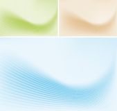 Abstracte lijnenachtergrond