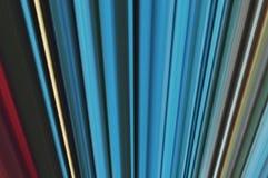 Abstracte lineaire kleurenachtergrond. Stock Afbeelding