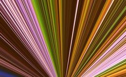 Abstracte lineaire kleurenachtergrond. Stock Foto