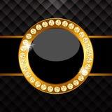 Abstracte Luxe Vectorillustratie Als achtergrond Stock Foto