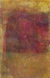 Abstracte Magenta en Sinaasappel Stock Afbeelding