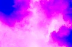Abstracte magenta en violette achtergrond Royalty-vrije Stock Foto's
