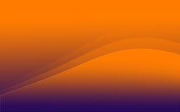 Abstracte magische achtergrond Royalty-vrije Stock Afbeelding