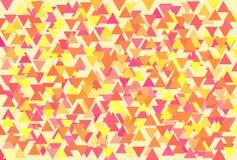 Abstracte meetkundeachtergrond Royalty-vrije Stock Afbeelding