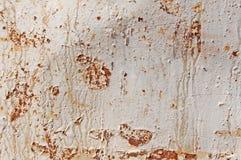 Abstracte metaaltextuur Stock Fotografie