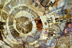 Abstracte minerale textuur Stock Afbeelding
