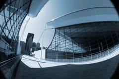 Abstracte Moderne Architectuur royalty-vrije stock fotografie