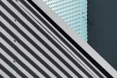 Abstracte Moderne Architectuur Stock Afbeelding