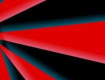 Abstracte moderne dynamische achtergrond Stock Foto