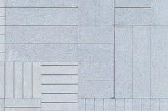 Abstracte moderne muur Royalty-vrije Stock Fotografie