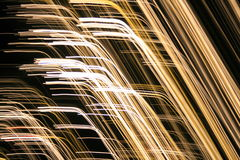 Abstracte moderne whitelines Stock Afbeelding