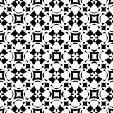 Abstracte monochome eindeloze spiegelende textuur Royalty-vrije Stock Fotografie