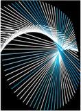 Abstracte Mooie vector als achtergrond Stock Foto