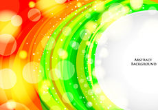 Abstracte motie grafische achtergrond Stock Foto's