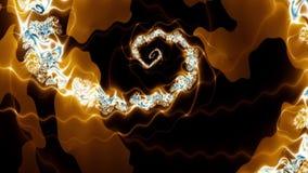 Abstracte motiegolven van licht vector illustratie