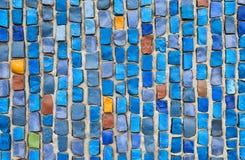 Abstracte mozaïekachtergrond Stock Afbeelding