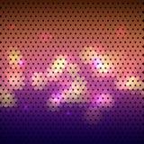 Abstracte mozaïekachtergrond. vector illustratie