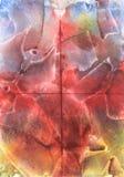 Abstracte multicolored achtergrond Royalty-vrije Stock Afbeeldingen