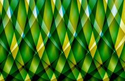 Abstracte multicolored in de schaduw gestelde golvende achtergrond, behang, illustratie vector illustratie