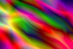 Abstracte multicolored explosie Textuur met kleurenabstracties Creatieve samenvatting gevormde achtergrond Abstract patroon met stock foto