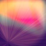 Abstracte multikleurenachtergrond royalty-vrije illustratie