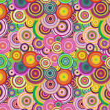 Abstracte naadloos Stock Fotografie