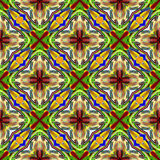 Abstracte naadloos herhaalt patroon Royalty-vrije Stock Afbeeldingen
