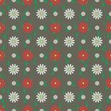 Abstracte naadloos herhaalt patroon Stock Foto