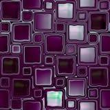 Abstracte naadloze achtergrond Stock Afbeelding