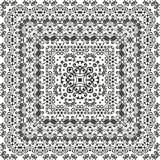 Abstracte naadloze bloemenachtergrond Royalty-vrije Stock Fotografie