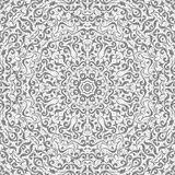 Abstracte naadloze bloemenachtergrond Royalty-vrije Stock Afbeeldingen