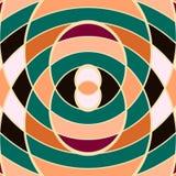 Abstracte naadloze geometrische patronen Royalty-vrije Stock Afbeelding