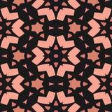 Abstracte naadloze geometrische patronen Royalty-vrije Stock Fotografie