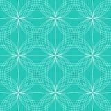 Abstracte naadloze patroon hypnotic achtergrond. Royalty-vrije Stock Fotografie